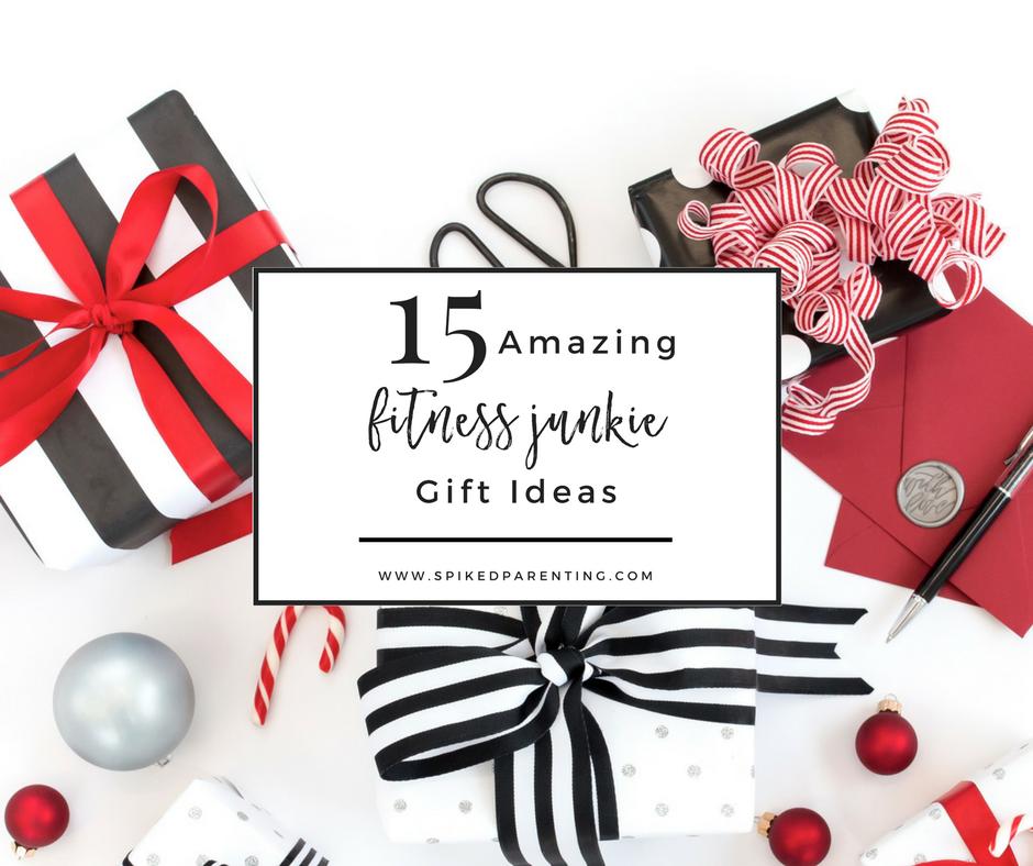 Gym Junkie Towel: 15 Amazing Fitness Junkie Gift Ideas